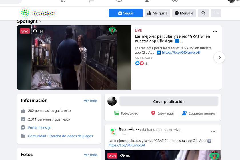 Facebook, ses vidéos et ses droits d'auteur: resserre ses mesures pour les nouveaux téléchargements mais ne ferme pas les groupes avec des dizaines de films