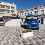 Iveco Daily. Cinq Minibus Pour La Flotte Urbaine De Pombal