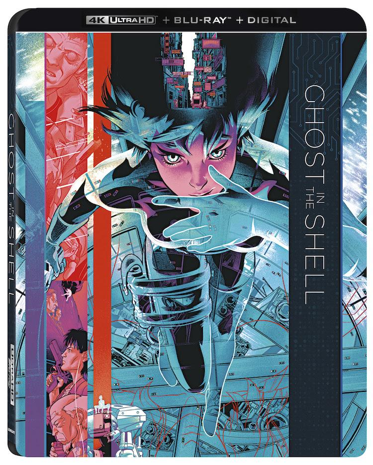 Le Film D'animation `` Ghost In The Shell '' Est