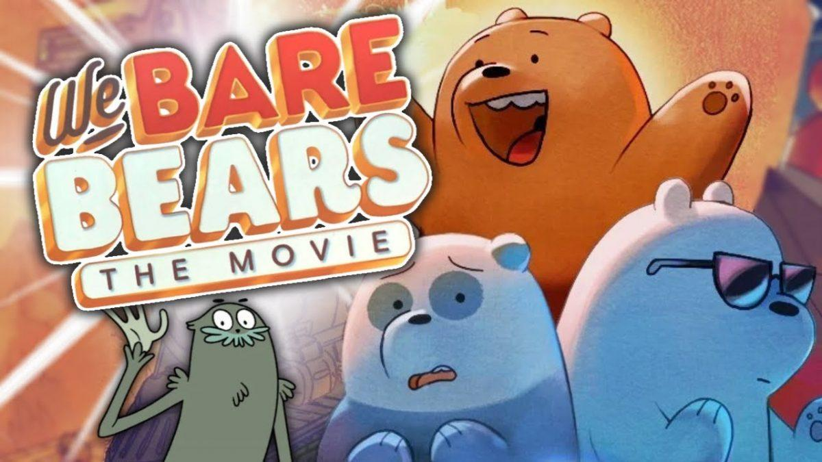 `` We Bare Bears The Movie '' Arrive En Dvd