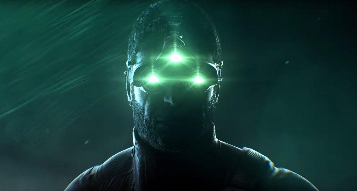 La Série D'anime `` Splinter Cell '' Arrive Sur Netflix