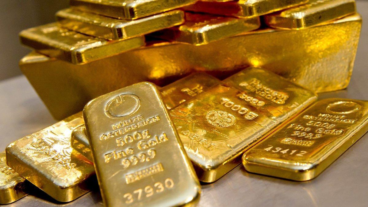 La Demande A Doublé: Les Allemands Achètent Beaucoup D'or