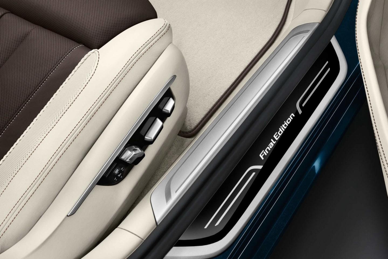 BMW X5 et X7 édition finale