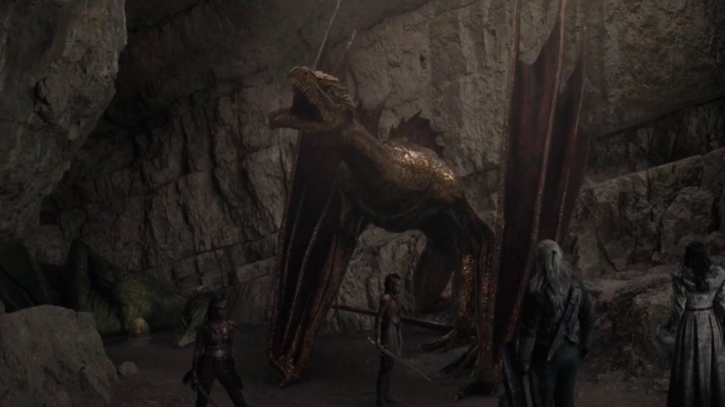 Le dragon sorceleur