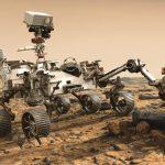 600000 ans plus tard, une mission de la NASA ramènera une petite météorite sur Mars, sa planète natale
