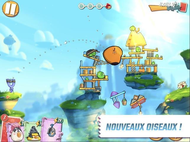 Angry Birds 2 Ipad