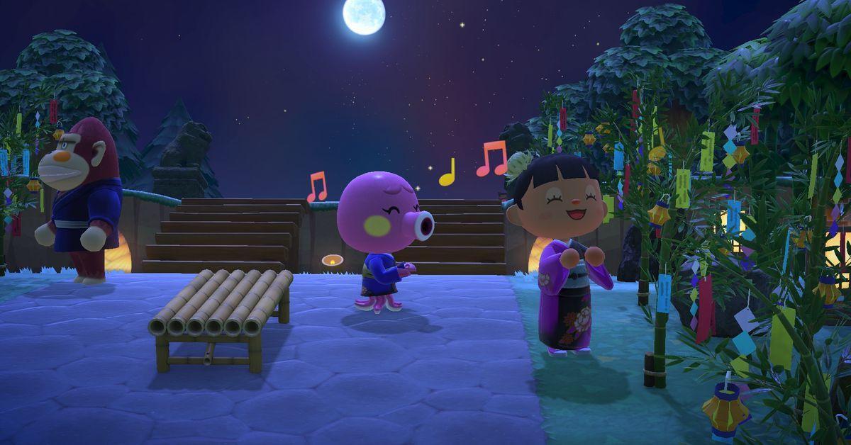 Animal Crossing A Désespérément Besoin De Plus D'emplacements De Conception