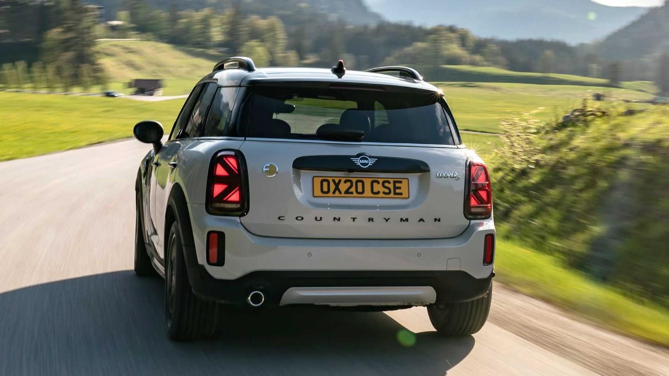 La future Cooper S PHEV devrait bénéficier de l'expérience acquise par Mini avec Countryman SE