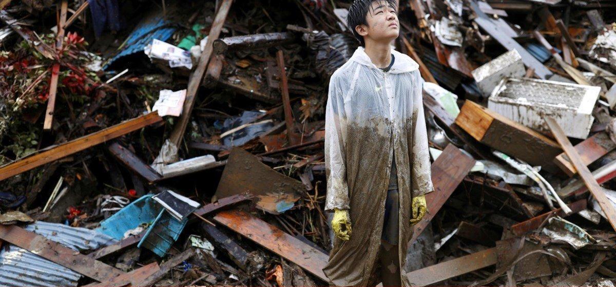 Au Moins 55 Morts Au Japon En Raison De Pluies