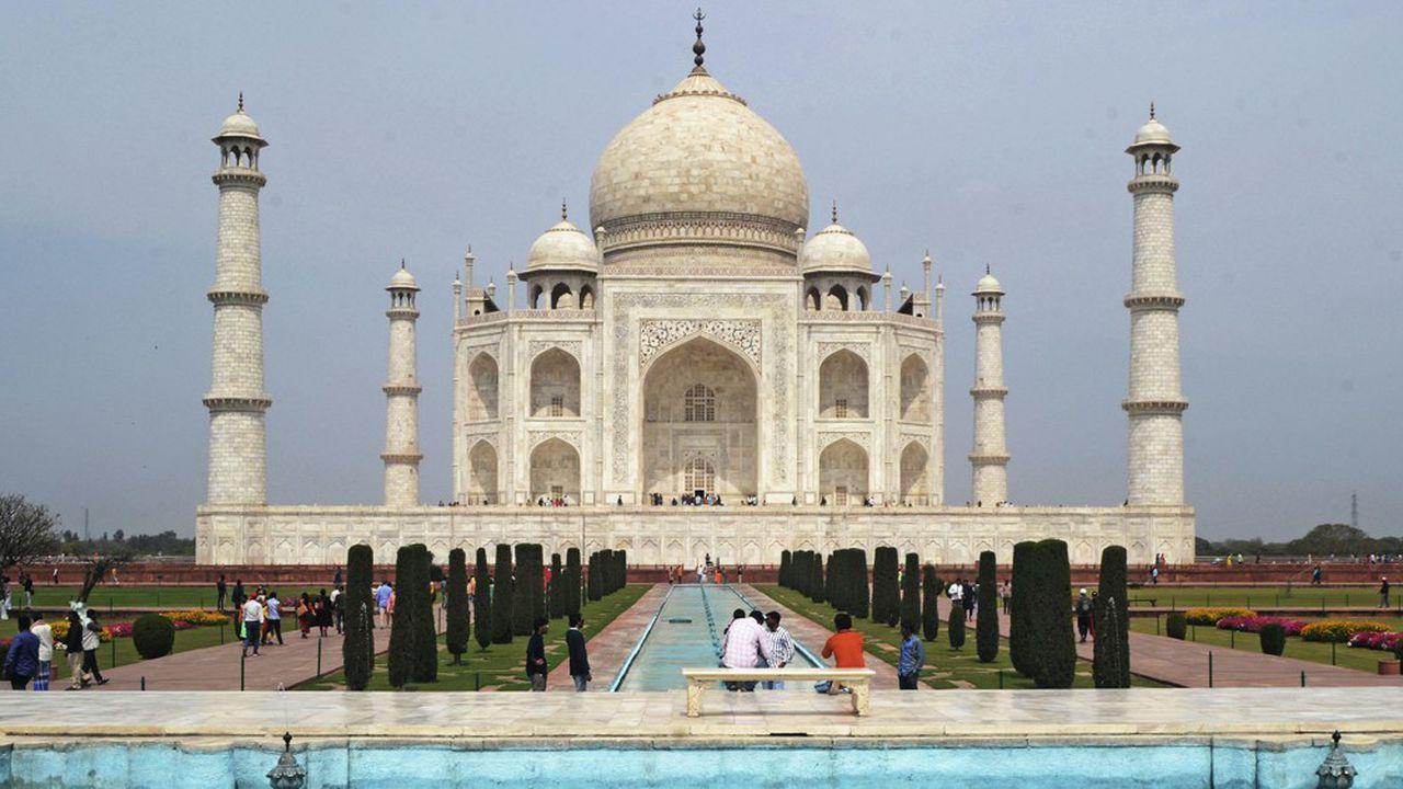 Coronavirus, Le Taj Mahal Fermé Pour éviter La Contamination