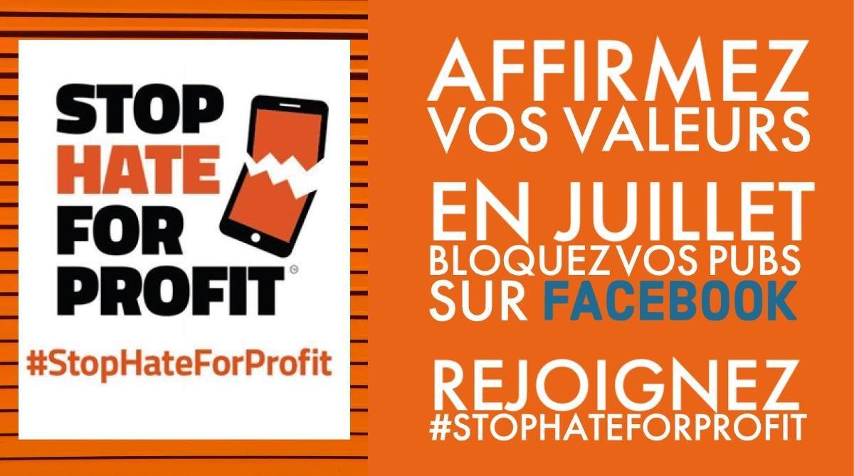 Facebook Les Organisateurs Du Boycott, Une Réunion Déception Avec Mark Zuckerberg