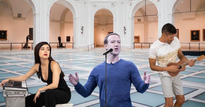 Facebook Veut Vous Eloigner De Youtube Avec Des Clips Officiels