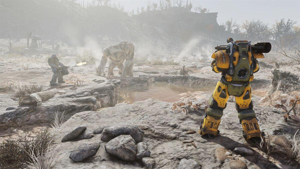 Fallout 76 Et Crosscode Arriveront Sur Xbox Game Pass La