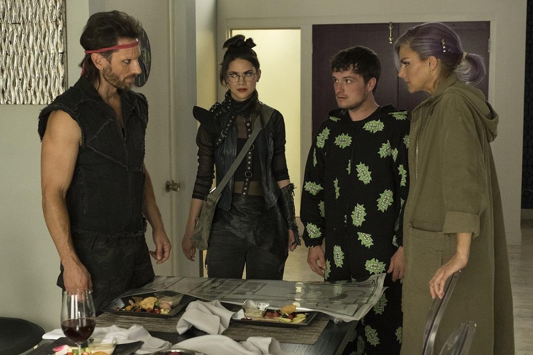 Future Man Saison 3; Introduction; Faits Intéressants; Acteurs Et Personnages;