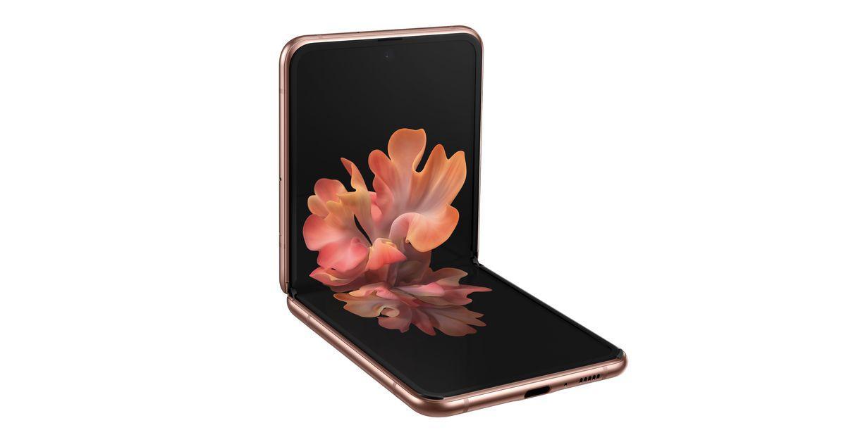 Galaxy Z Flip 5g Maintenant En Précommande Si Vous Préférez