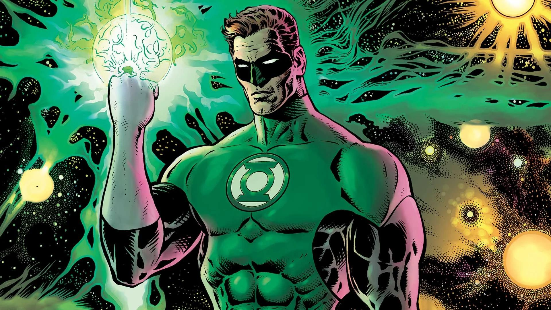 Green Lantern Dans Justice League Snyder Cut