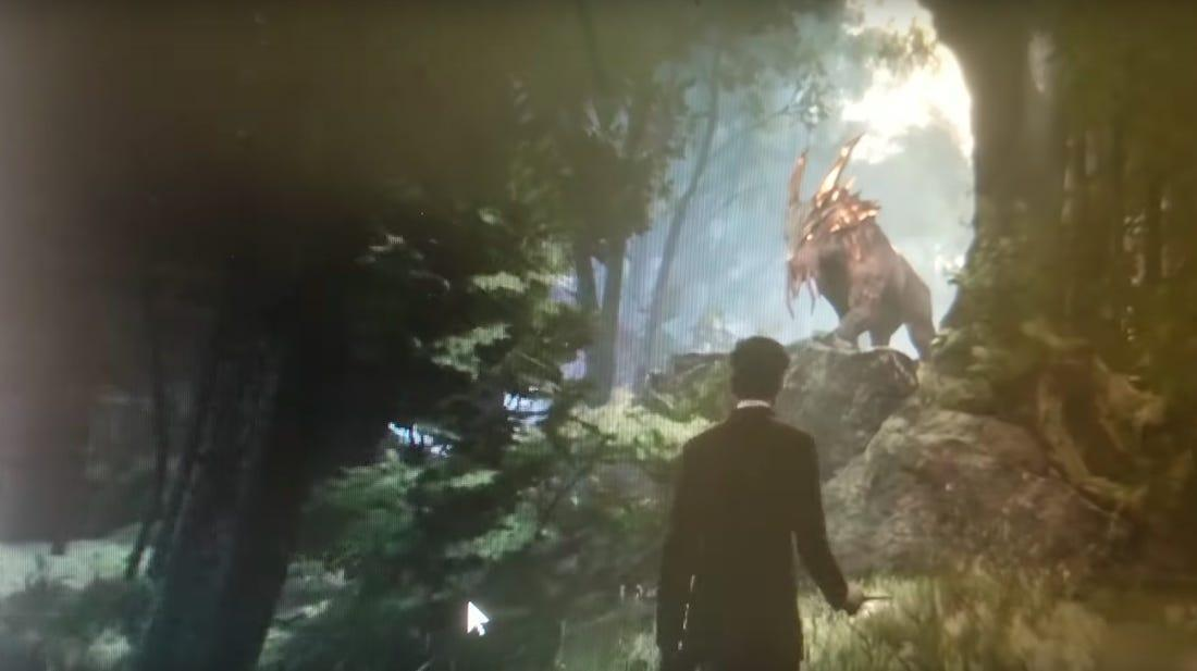 Harry Potter Rpg Arrive En 2021 Sur Ps5 Et Xbox