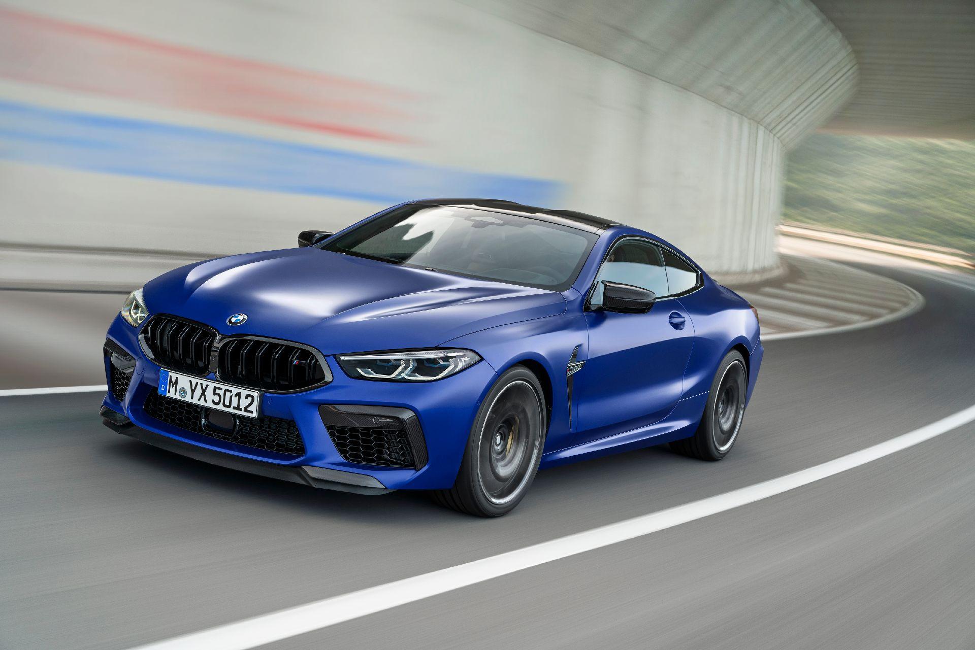 Compétition BMW M8