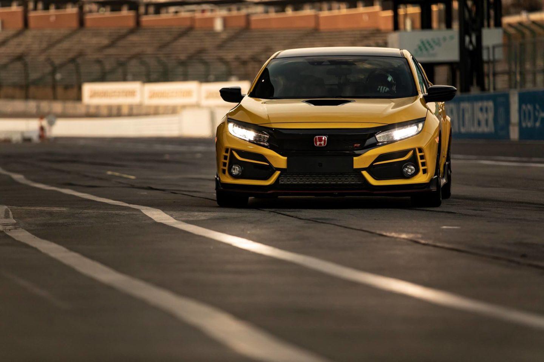 Honda Civic Type R Édition limitée