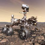 La Nasa Aujoud'hui Son Rover Perseverance Pour Mars, Toutes Les Infos Ici !