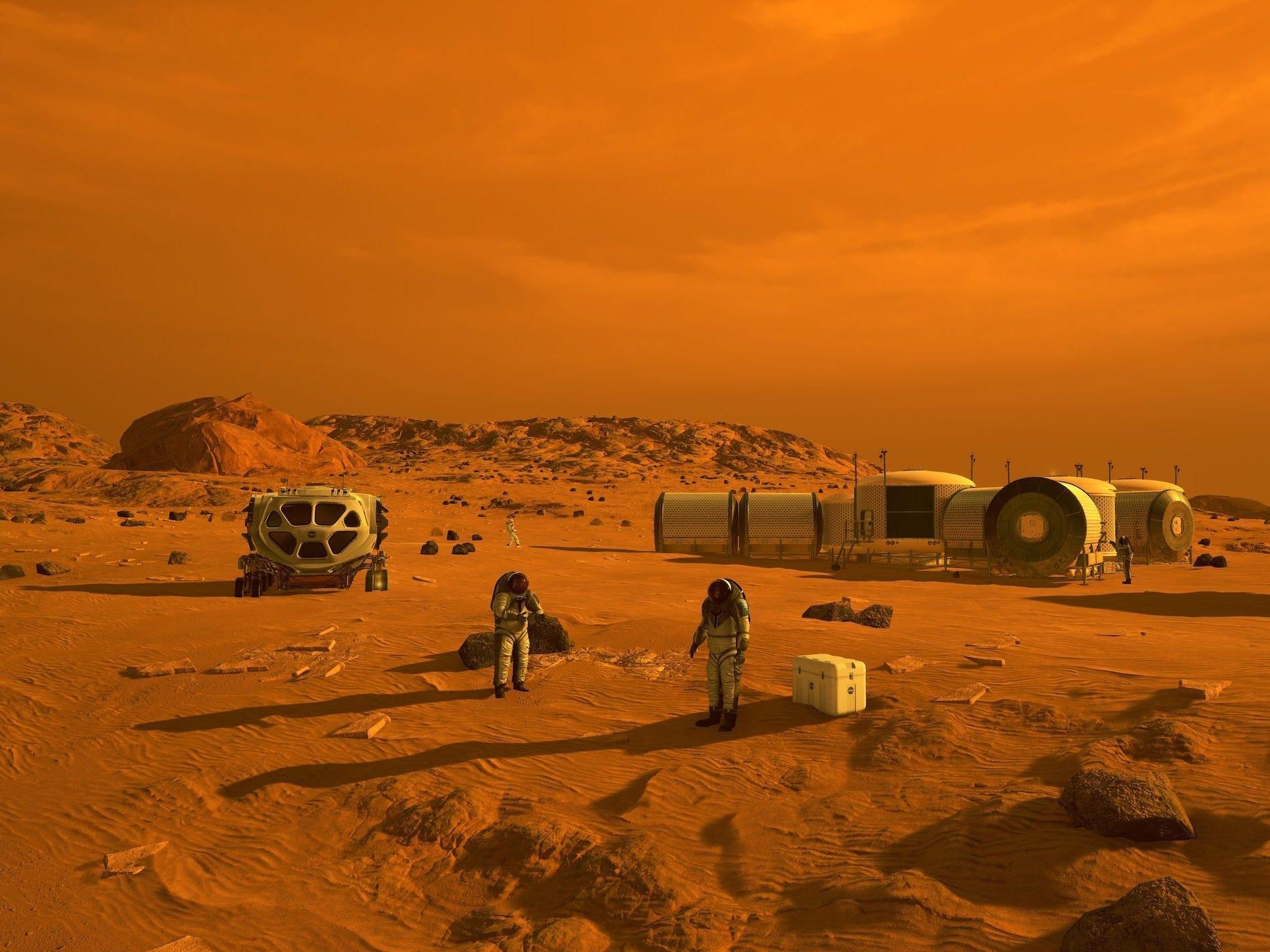 La Nasa Aujoud'hui Son Rover Perseverance Pour Mars, Toutes Les Infos Ici