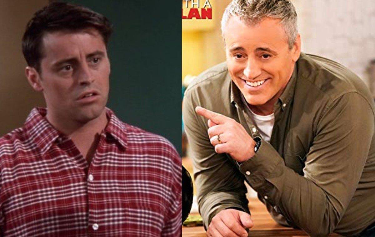 """L'avant et l'après de Matt LeBlanc, le drôle Joey de """"Friends"""""""