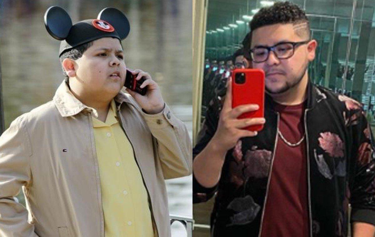 """L'avant et l'après des enfants de """"Modern Family"""""""