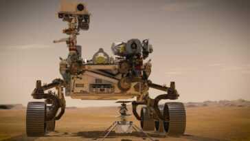 Le Rover Perseverance De La Nasa Supercam A Collecté Ses