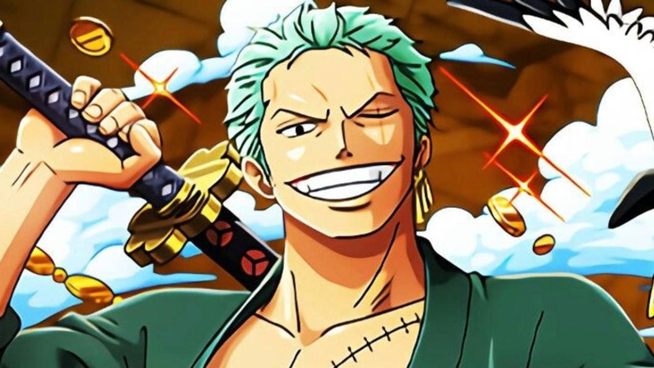 Le Collectionneur One Piece Montre Sa Figurine Grandeur Nature De