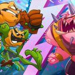 Le Nouvel épisode De Battletoads Arrivera Sur Xbox One Et