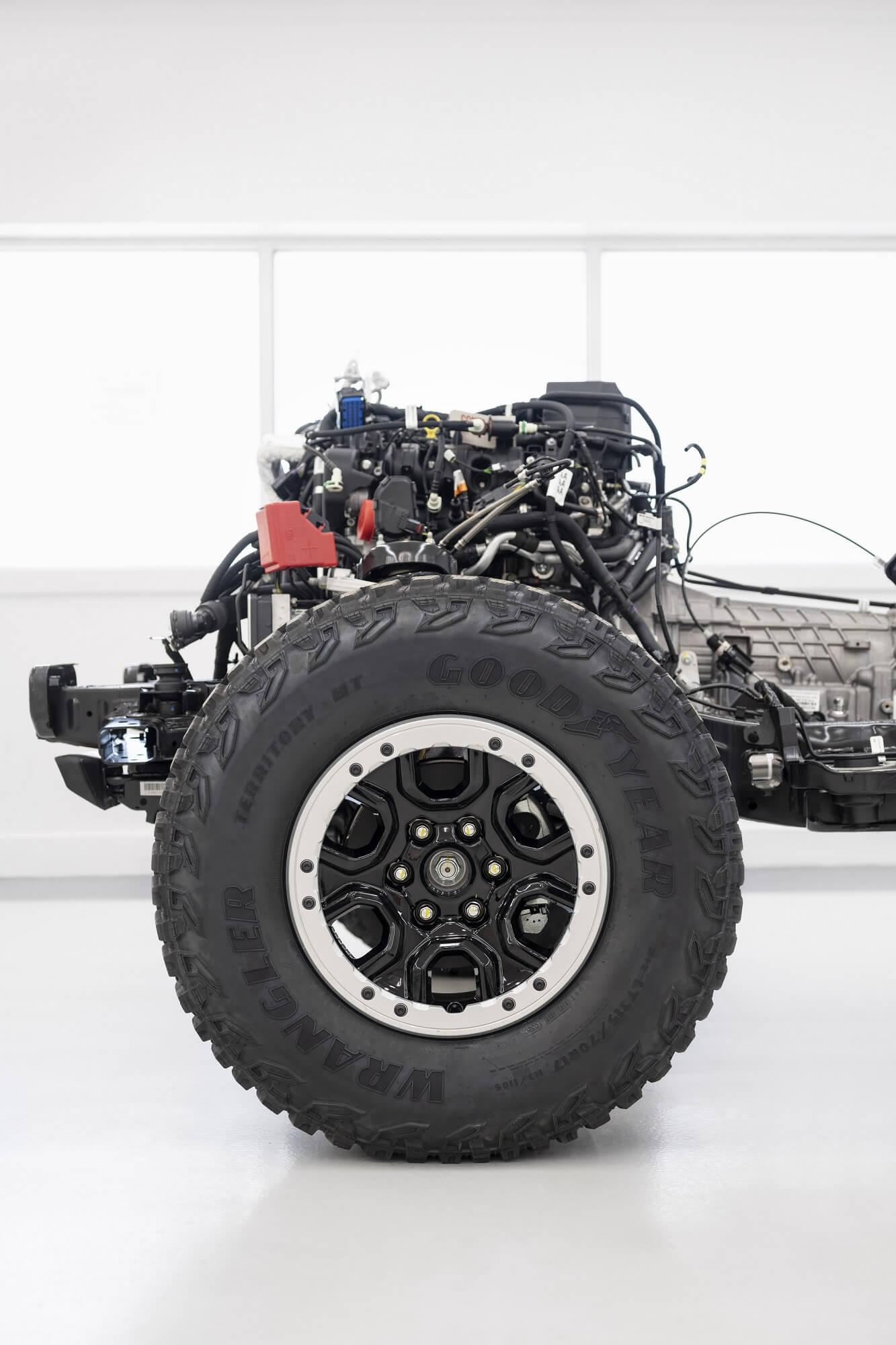Pneus Ford Bronco