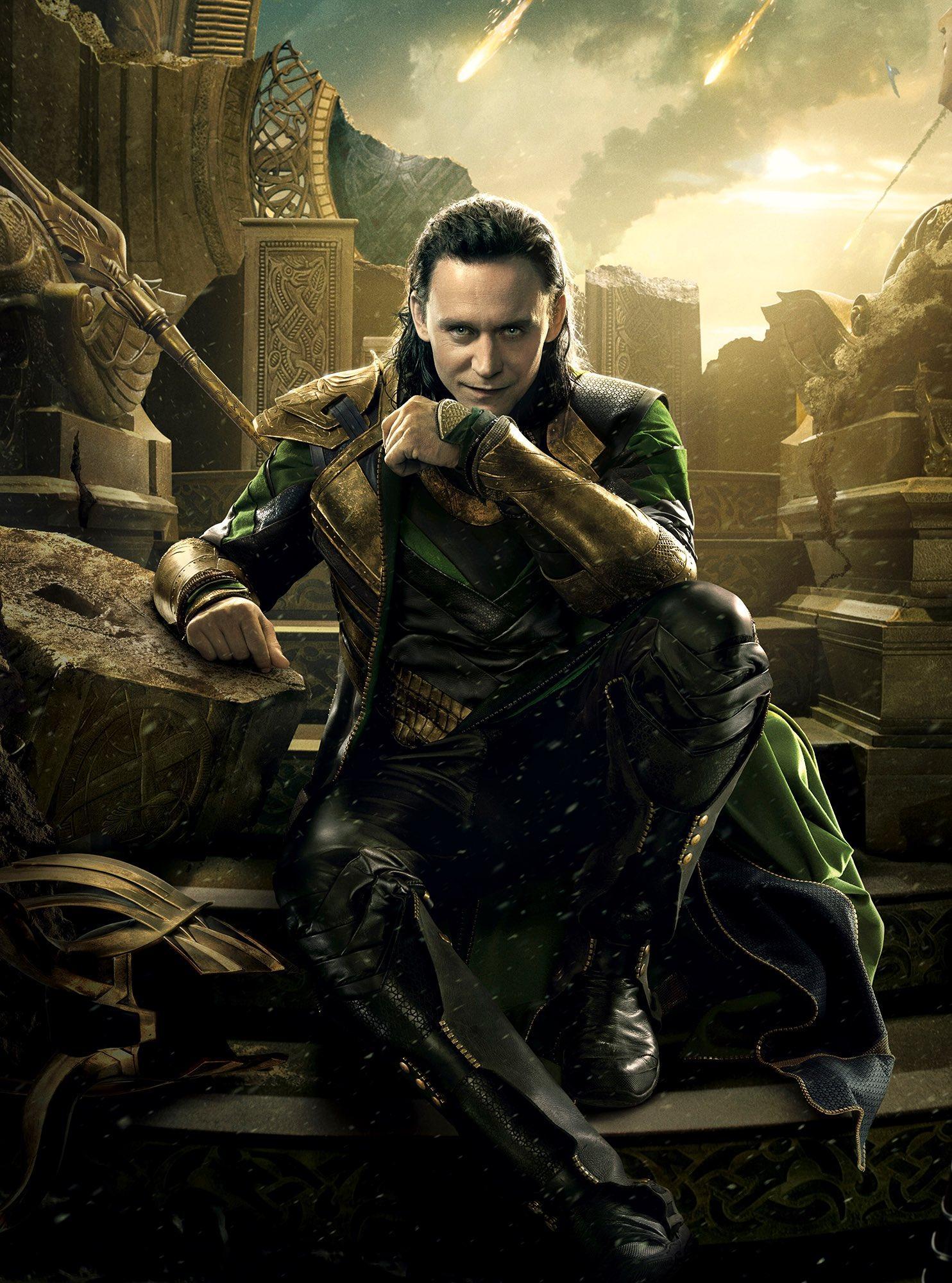 Loki :`` Attendez-vous à l'inattendu '' sur Disney +