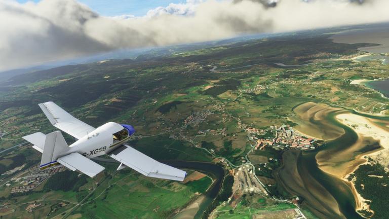 Microsoft Flight Simulator 2020 Fly