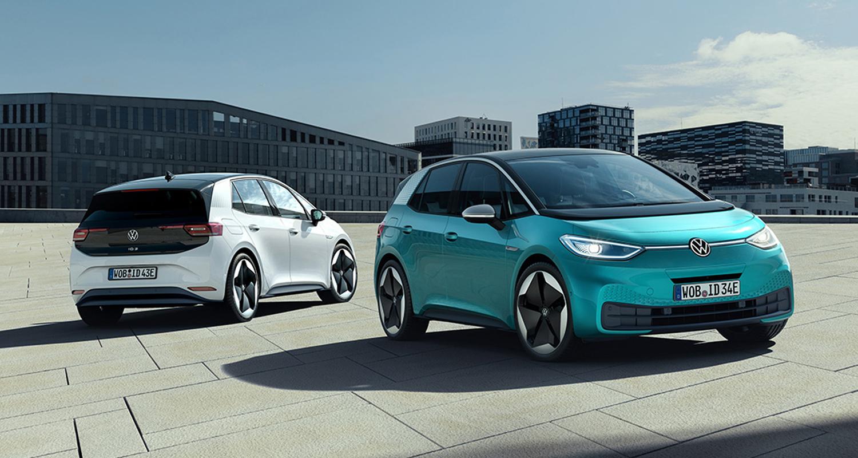 ID.3 n'est que la première d'une série de propositions 100% électriques que Volkswagen prépare