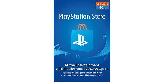 Sony Playstation 10 De Cadeaux Pour Les 10 Ans De La Playstation Store