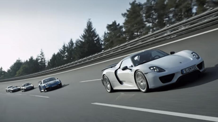 Quelle Est La Porsche Routière La Plus Rapide De Tous