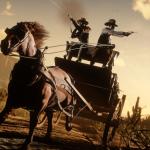 Red Dead Online Des Joueurs Déguisés En Clown Pour