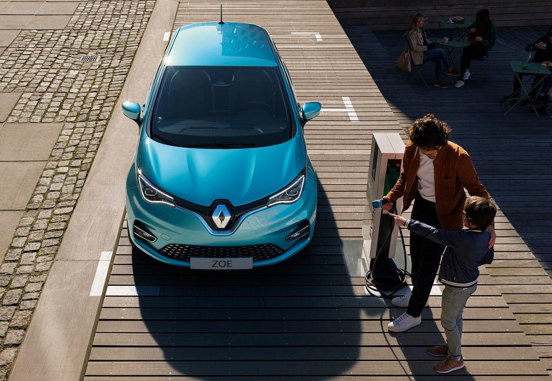 Des subventions en Allemagne permettent d'utiliser gratuitement une Renault ZOE pendant deux ans
