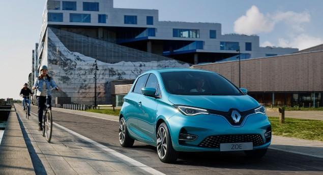 Renault Zoe. Les Subventions Du Gouvernement Allemand Libèrent Les Loyers