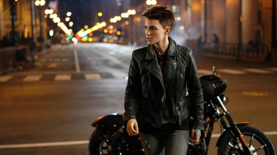 Ruby Rose Catwoman