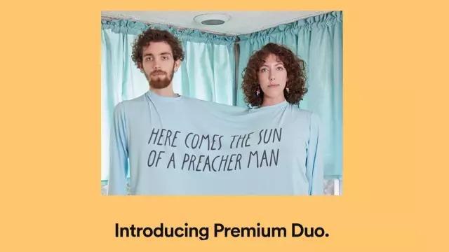 Spotify Lance Un Plan Premium Pour Les Couples