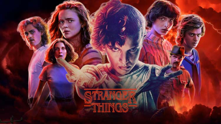 Stranger Things Saison 4: