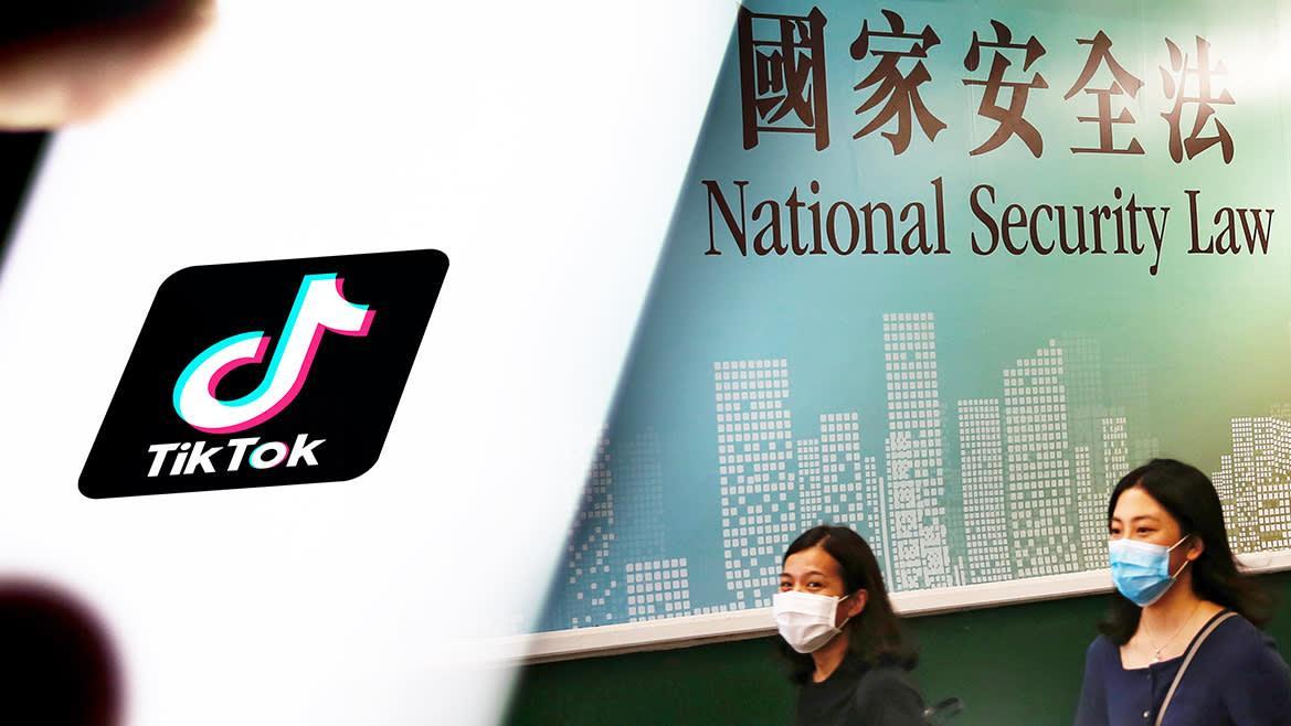 Tiktok Se Retire De Hong Kong En Raison D'une Nouvelle Loi Sur La Sécurité