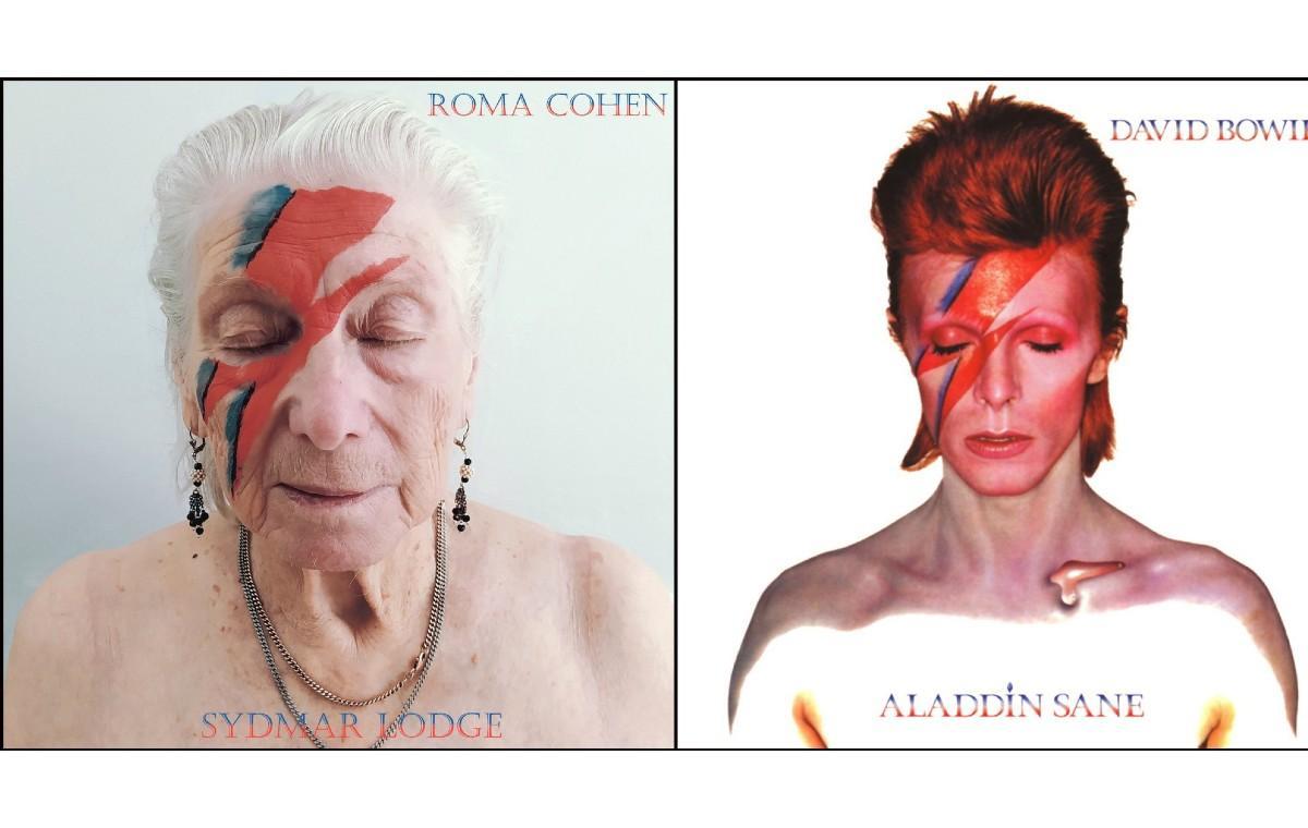 Top 10 des pochettes d'album recréées par les personnes âgées