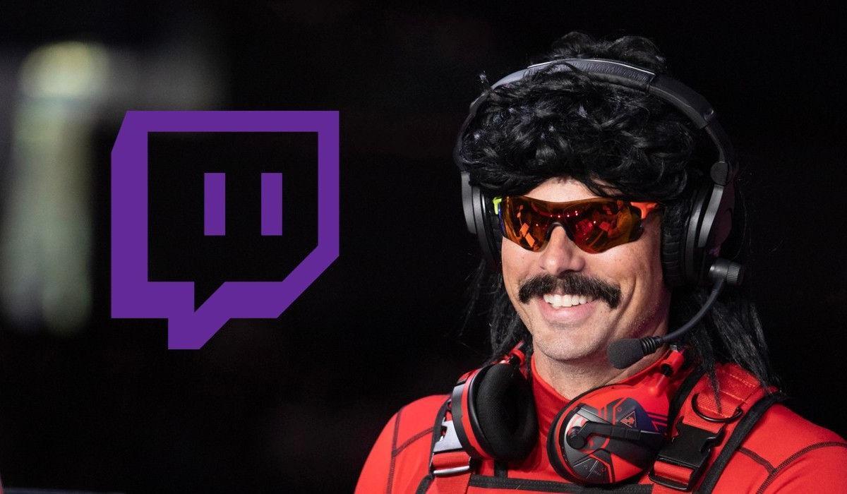 Twitch Vs Dr Disrespect, Interview ! Il Parle De Son Ban (esports)