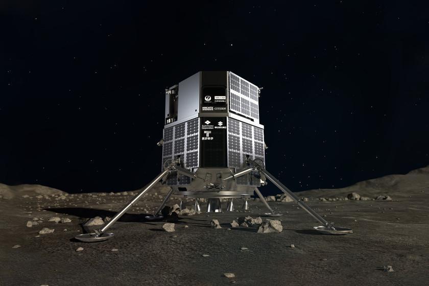 Voici HAKUTO-R, l'atterrisseur japonais qui prévoit d'atteindre la Lune en 2022