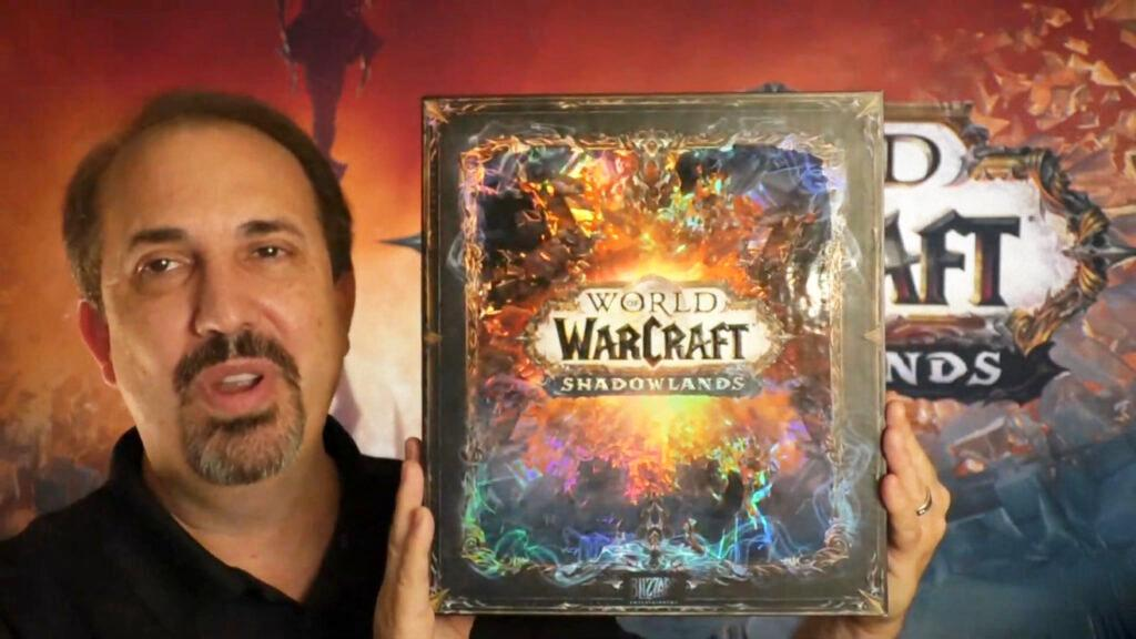 World Of Warcraft Shadowlands Collector