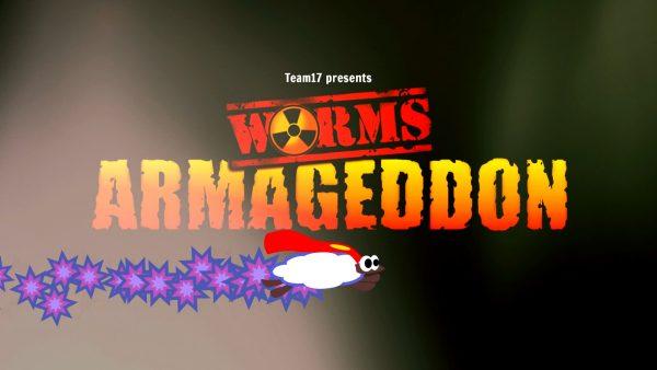 Worms Armageddon Obtient Une Mise à Jour 21 Ans Plus