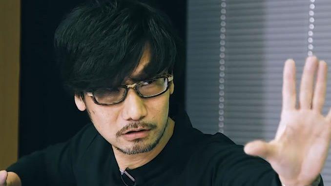 Hideo Kojima Comme Personnage Dans