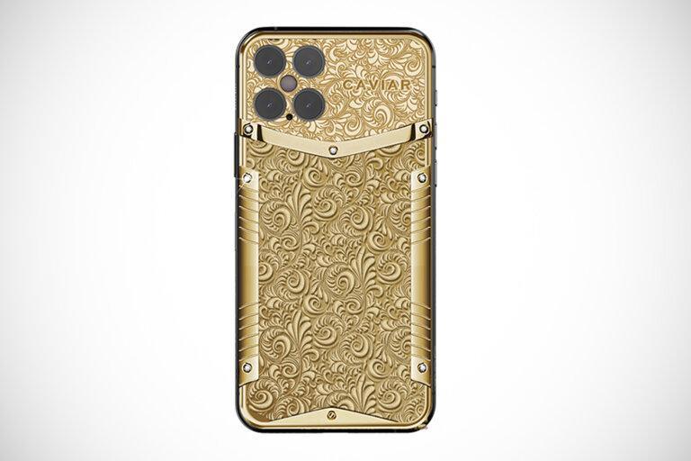 Iphone 12 Dans Le Luxe: Ce Modèle Fera Pleurer Votre